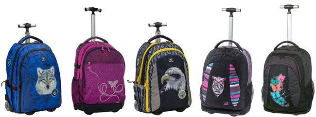 Модный школьный рюкзак