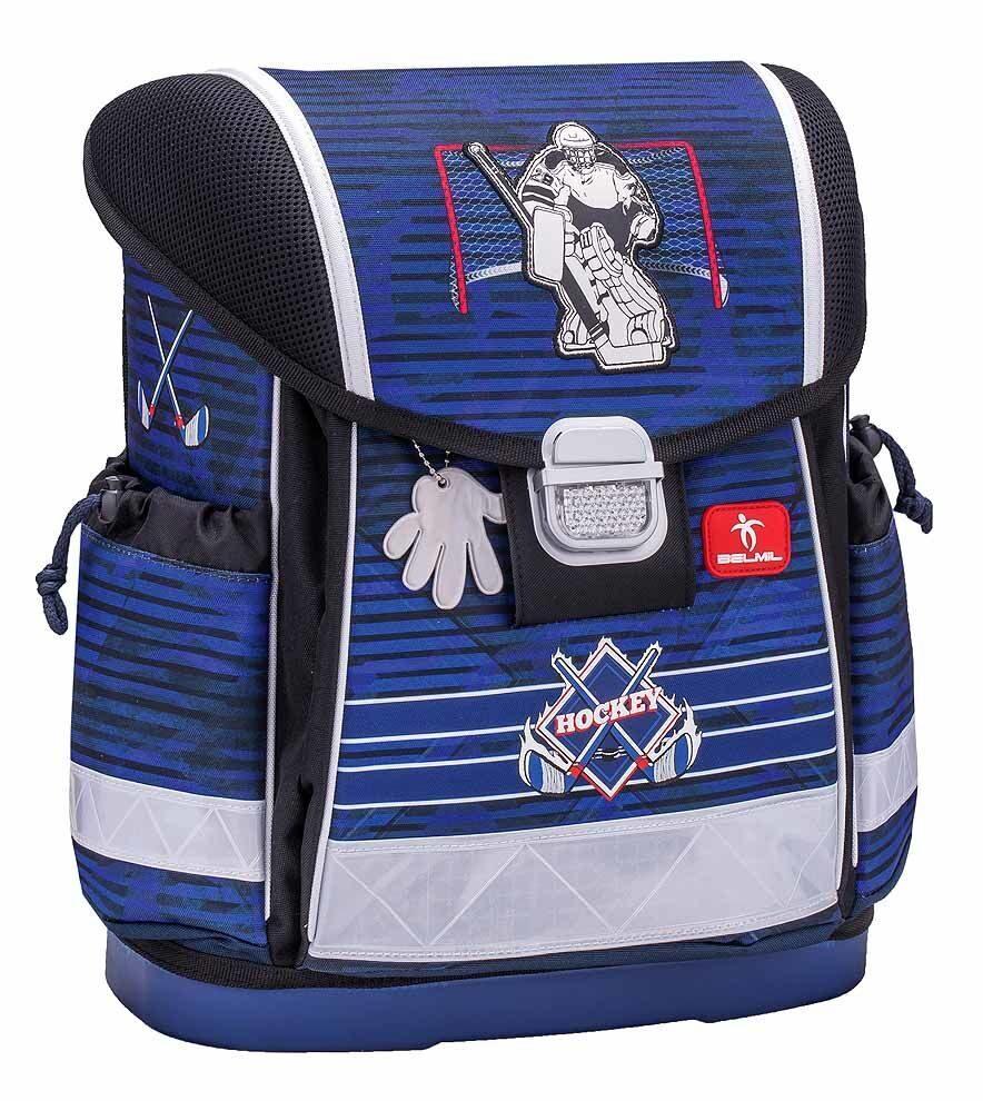 ae3d7c780026 Школьный ранец Belmil Classy Hockey 403-13-650, цена в интернет ...