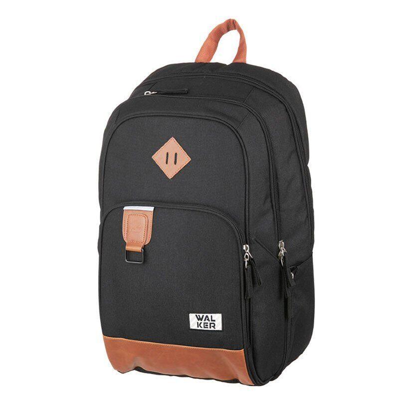 6d7923eaa4f6 Молодежный рюкзак Walker Next Concept Black 42257/80