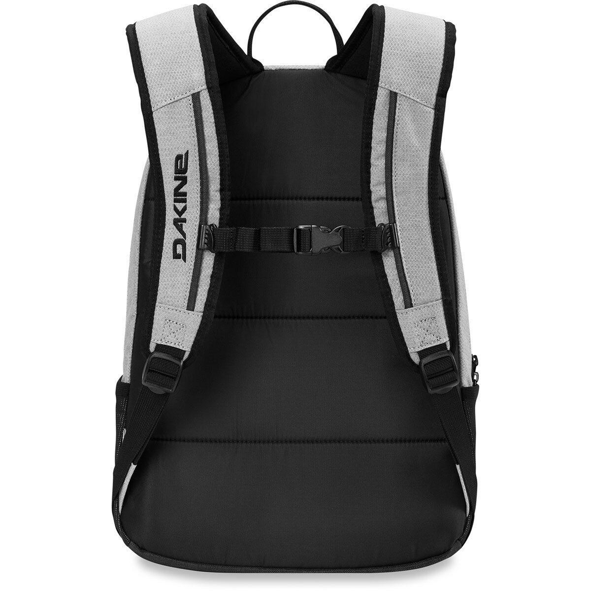 Dakine Factor Rucksack 22L Schule Sport Freizeit Backpack 10000764-GREYSCALE