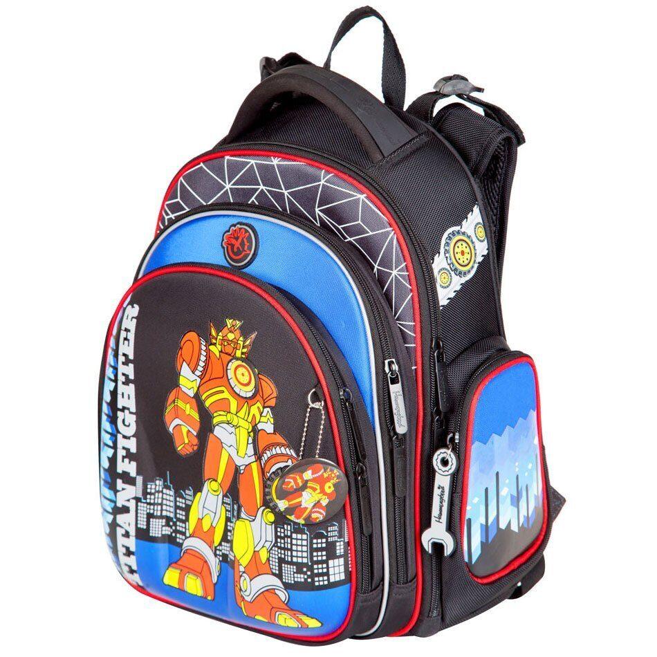8c9799941862 Рюкзак школьный Hummingbird Kids TK52 + мешок для сменки