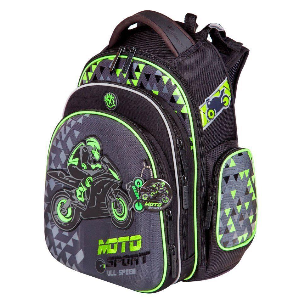 2b35839ac6f8 Рюкзак школьный Hummingbird Kids TK58 + мешок для сменки