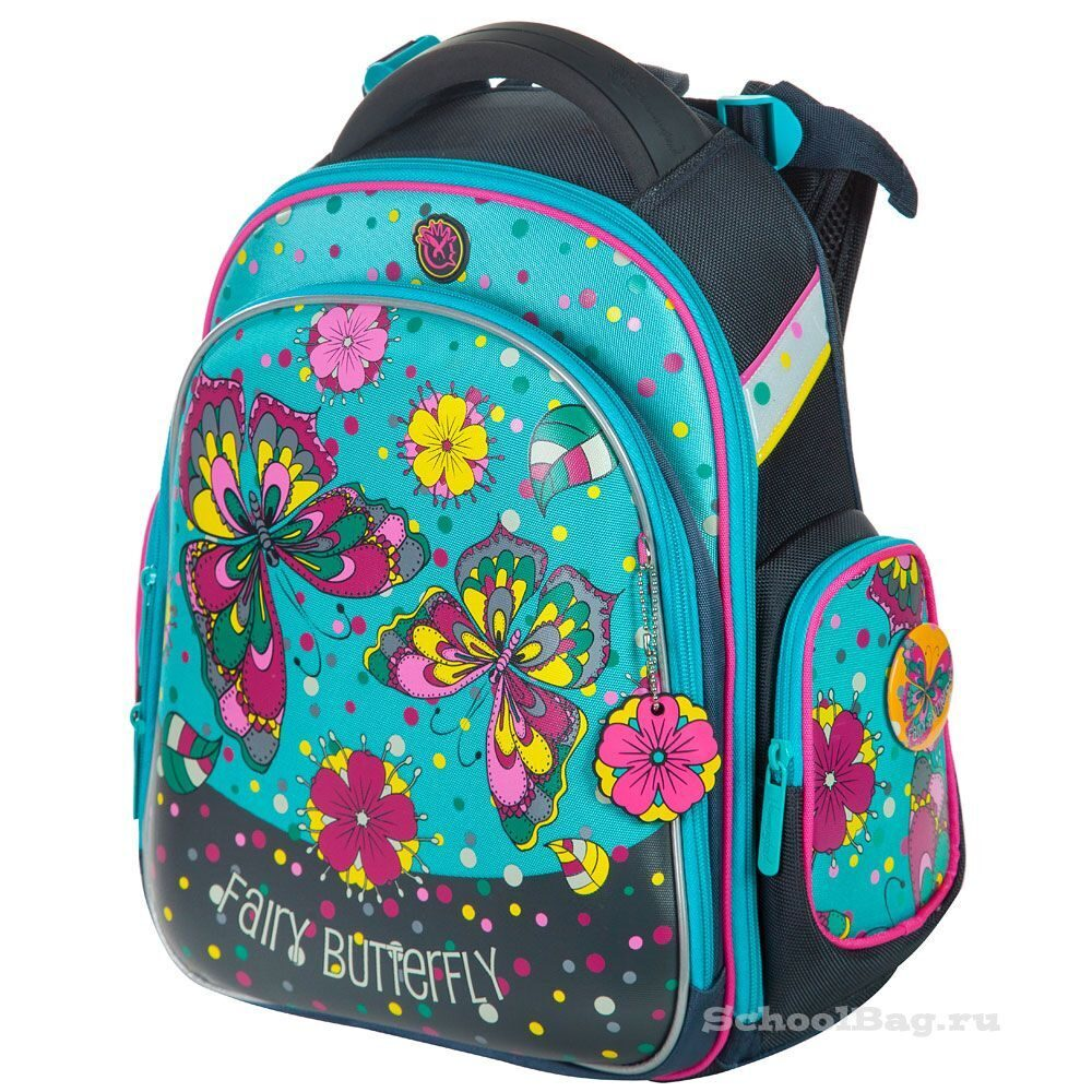 a72cfff26a9d Рюкзак школьный Hummingbird Kids TK41 + мешок для обуви