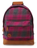 Рюкзак Mi-Pac Premium Plaid - Purple Plaid