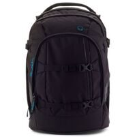 Рюкзак школьный Ergobag Satch Pack Black Bounce
