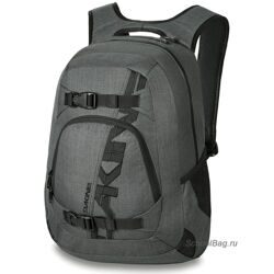 Рюкзак Dakine Explorer Pack 26L Carbon