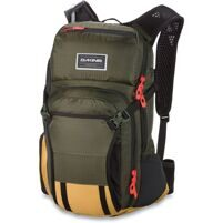 Велорюкзак Dakine Drafter 18L Jungle (с резервуаром для воды)