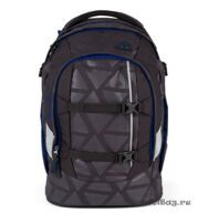 Рюкзак школьный Ergobag Satch Pack Black Triad