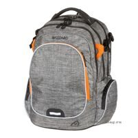 Школьный рюкзак Walker Wizard Campus Grey Melange