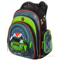 Рюкзак школьный Hummingbird Kids TK46 Adventure Off-Road