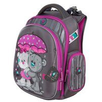 Рюкзак школьный Hummingbird Kids TK66 (Pur) Love Rain