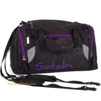 Сумка спортивная Ergobag satch Duffle Bag Purple Hibiscus