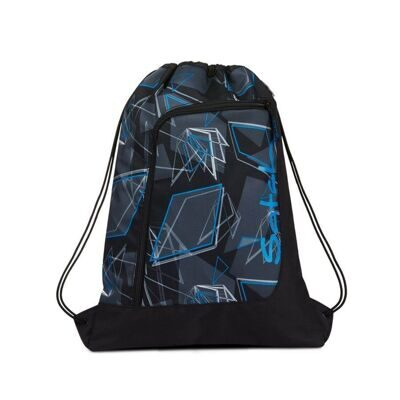 Мешок-рюкзак Satch by Ergobag Gym Bag Deep Dimension