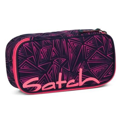 Пенал Satch Pencil Box Pink Bermuda (без наполнения)