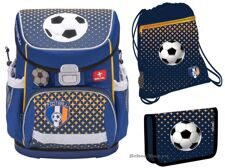 Ранец школьный Belmil Mini-Fit Set Football (набор 3 пр.)
