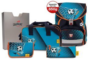 Школьные рюкзаки DerDieDas Ergoflex XL