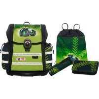 Ранец школьный Thorka Mc Neill Ergo Light 912-S Greentrack (4 пр.)