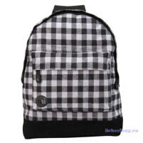 Рюкзак Mi-Pac Premium Gingham Grey/Black