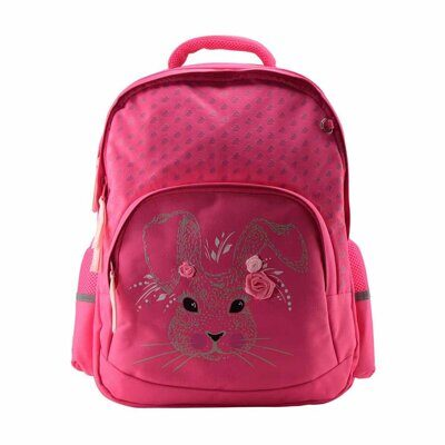 Рюкзак Bruno Visconti Junior Заяц Sweet Bunny 12-002-073/03 розовый
