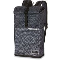 Рюкзак Dakine Section Roll Top Wet/Dry 28L Stacked черный/т.серый