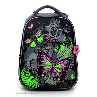 d074aada062b Школьный рюкзак Hummingbird Teens T67 Romantic Butterfly