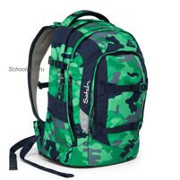 Школьный рюкзак Ergobag Satch Pack Green Camou