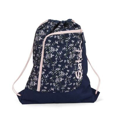 Мешок-рюкзак Satch by Ergobag Gym Bag Bloomy Breeze
