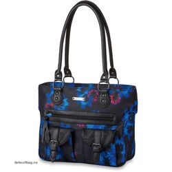 Женская сумка Dakine Ella 16L Blue Flower