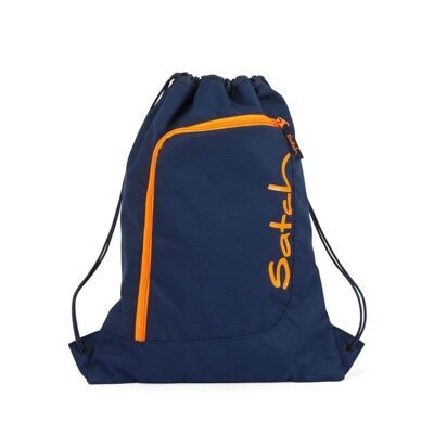 Мешок-рюкзак Satch by Ergobag Gym Bag Toxic Orange