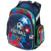 Рюкзак школьный Hummingbird Kids TK49 Football Star