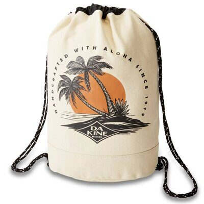 Рюкзак-мешок Dakine Cinch Pack 16L Island Palms