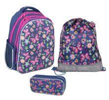 b7c49a27ed25 Школьные ранцы рюкзаки для девочки 1-4 класс, цена от 2500 ₽ в ...