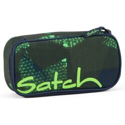 Пенал Satch Pencil Box Infra Green (без наполнения)