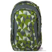 Рюкзак школьный Ergobag Satch Sleek Green Crush