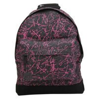Рюкзак Mi-Pac Premium - Denim Squiggle Black/Pink