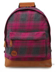 Рюкзак Mi-Pac Premium Plaid Purple Plaid 740322-009