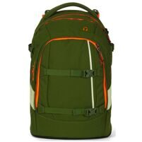 Рюкзак школьный Ergobag Satch Pack Green Phantom