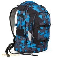 Рюкзак школьный Ergobag Satch Pack Blue Triangle