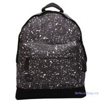 Рюкзак Mi-Pac Premium Splattered Black/White