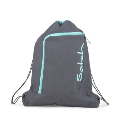 Мешок-рюкзак Satch by Ergobag Gym Bag Mint Phantom