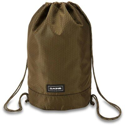 Рюкзак-мешок Dakine Cinch Pack 16L Dark Olive Dobby