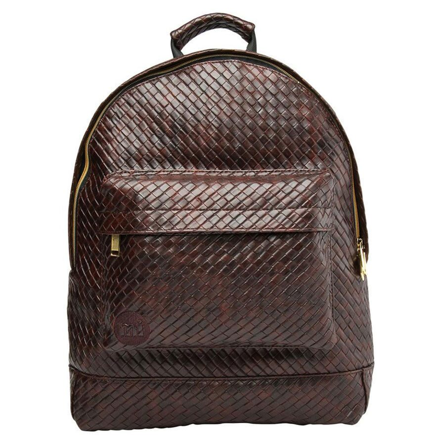Рюкзак Mi-Pac Gold Braid Dark Brown 740360-070
