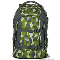 Рюкзак школьный Ergobag Satch Pack Green Crush