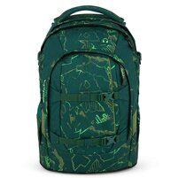 Рюкзак школьный Ergobag Satch Pack Green Compass