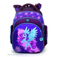 Рюкзак школьный Hummingbird Kids TK34 Pony Princess