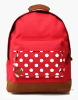Рюкзак Mi-Pac Polkadot - Bright Red