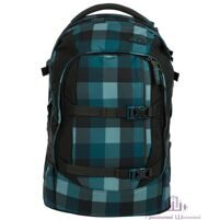 Рюкзак школьный Ergobag Satch Pack Blue Bytes