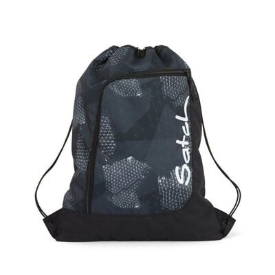 Мешок-рюкзак Satch by Ergobag Gym Bag Infra Grey