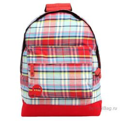 Рюкзак Mi-Pac Premium Plaid Tartan Red 740324-003