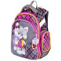 Рюкзак школьный Hummingbird Kids TK62 Pretty Kitty